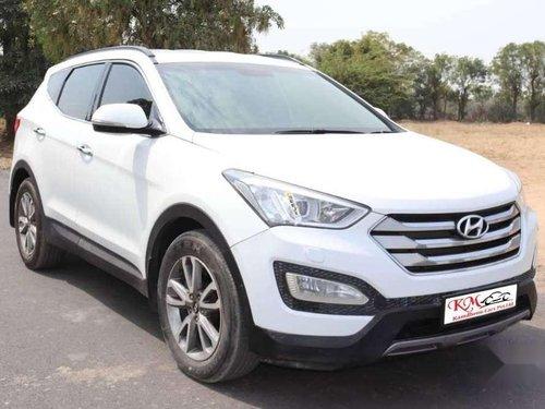 Used 2014 Hyundai Santa Fe AT for sale in Ahmedabad