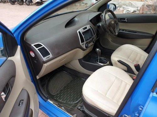 Hyundai i20 1.4 Asta 2012 AT for sale in Mumbai