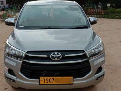 Toyota INNOVA CRYSTA 2.4 GX Manual 8S, 2019, Diesel MT in Hyderabad