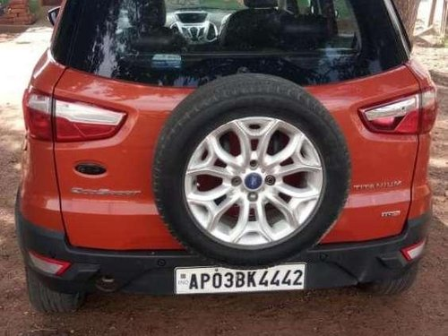 Used 2014 Ford EcoSport MT for sale in Nellore