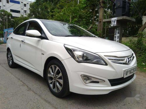 Used Hyundai Verna 1.6 CRDI 2015 MT for sale in Ongole