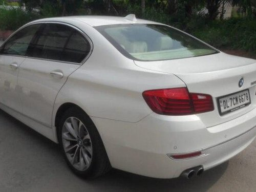 Used BMW 5 Series 2013-2017 AT for sale in New Delhi-9