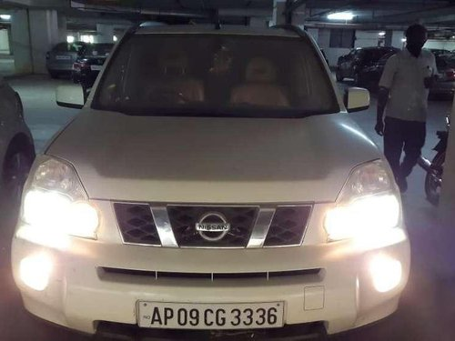 2011 Nissan X Trail MT for sale in Hyderabad