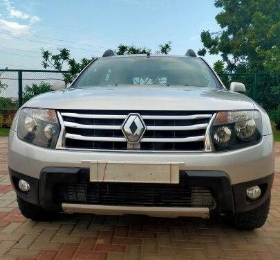 Renault Duster 110PS Diesel RXZ Optional with Nav 2015 MT for sale in Faridabad