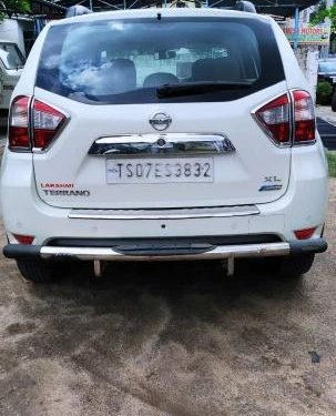 Used 2015 Nissan Terrano XL 85 PS MT in Hyderabad