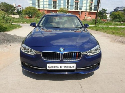 2017 BMW 3 Series 320d Sport AT for sale in Indore