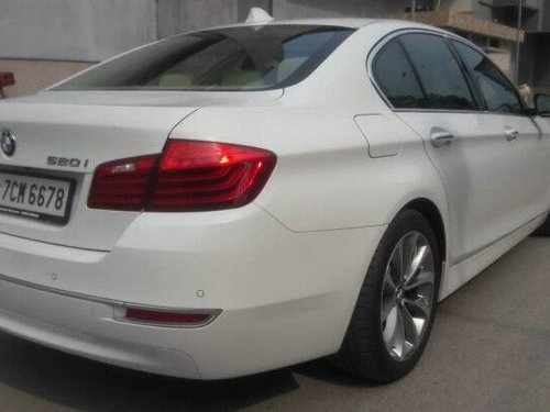 Used BMW 5 Series 2013-2017 AT for sale in New Delhi-10