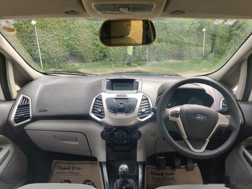 Ford EcoSport 1.5 Diesel Trend 2014 MT for sale in Gurgaon