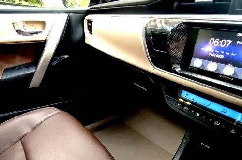 2017 Toyota Corolla Altis GL MT for sale in Gurgaon