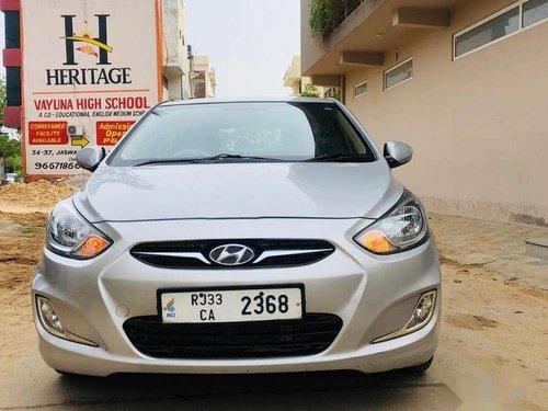 Used 2015 Hyundai Verna 1.4 CRDi MT for sale in Jaipur