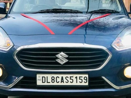 2017 Maruti Suzuki Dzire AMT ZDI Plus AT in New Delhi
