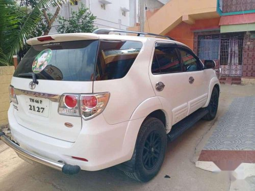 Toyota Fortuner 2011 MT for sale in Pudukkottai