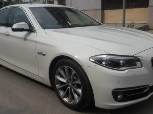 Used BMW 5 Series 2013-2017 AT for sale in New Delhi-8