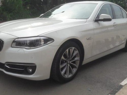 Used BMW 5 Series 2013-2017 AT for sale in New Delhi-0