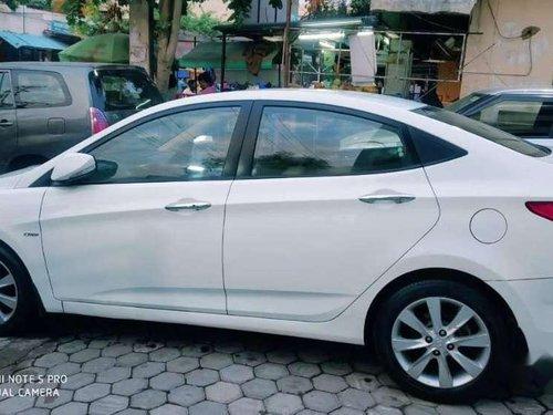 Hyundai Verna Fluidic 1.6 CRDi SX Opt, 2013, Diesel MT in Visakhapatnam