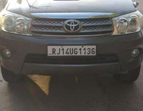 Used 2010 Toyota Fortuner MT for sale in Jaipur