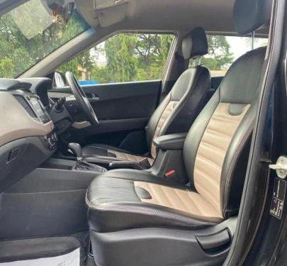 Hyundai Creta 1.6 CRDi SX Plus 2017 AT for sale in Mumbai