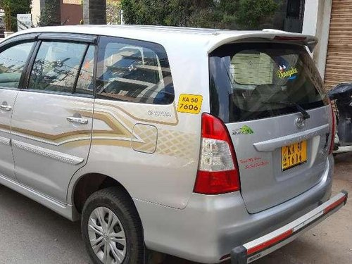 Used 2012 Toyota Innova MT for sale in Nagar-5