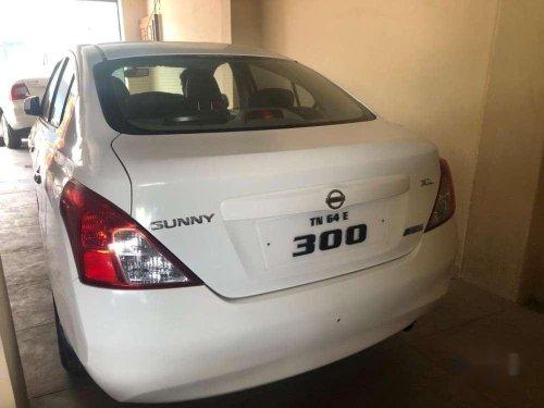 Nissan Sunny XL Diesel, 2012, Diesel MT for sale in Madurai