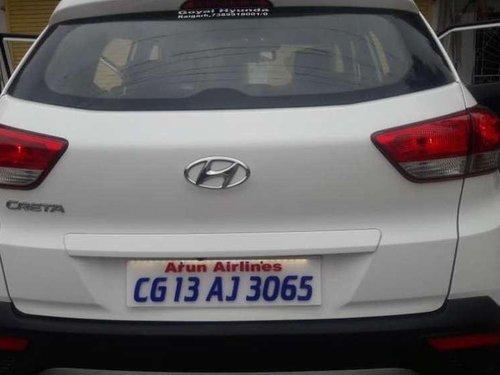 Hyundai Creta 2019 AT for sale in Raigarh
