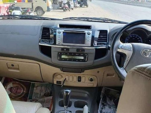 Used Toyota Fortuner 2012 AT for sale in Chennai