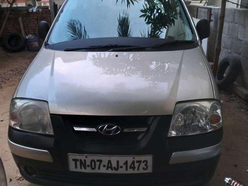 Used Hyundai Santro Xing GL 2006 MT for sale in Chennai