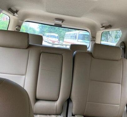 2011 Toyota Fortuner 4x4 MT for sale in Mumbai