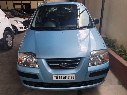Hyundai Santro, 2007, Petrol MT for sale in Madurai