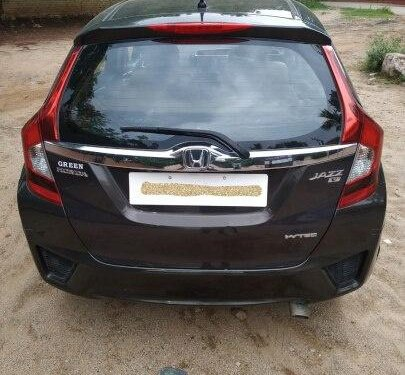 2015 Honda Jazz 1.2 V i VTEC MT for sale in Hyderabad