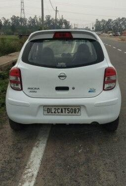 Used 2015 Nissan Micra XL MT for sale in Faridabad