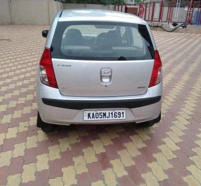 Used 2010 Hyundai i10 MT for sale in Bangalore