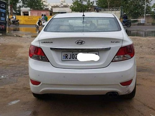 2014 Hyundai Fluidic Verna MT for sale in Jaipur