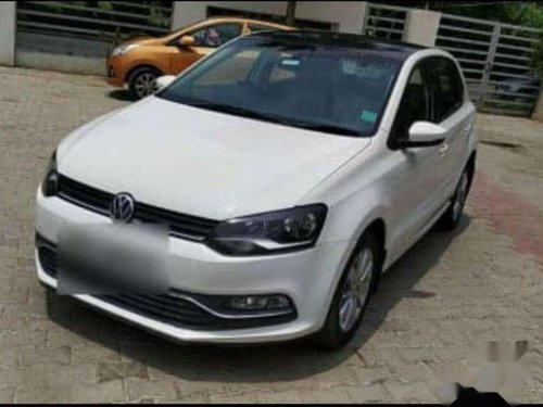 Used Volkswagen Polo 2016 MT for sale in Gurgaon