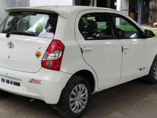 Toyota Etios Liva V, 2016, Petrol MT in Coimbatore