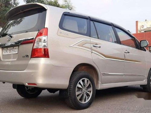 Used 2015 Toyota Innova MT for sale in Chandigarh