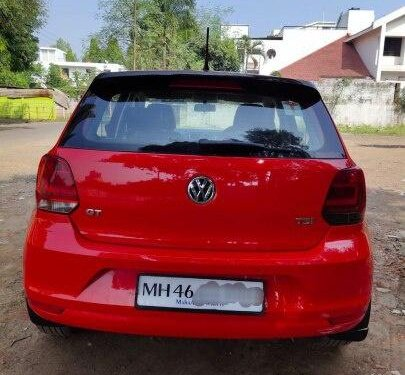 Used Volkswagen Polo GT TSI 2015 AT for sale in Nashik