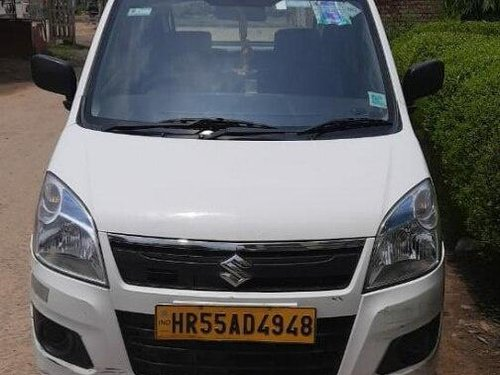Used Maruti Suzuki Wagon R LXI 2018 MT for sale in Gurgaon