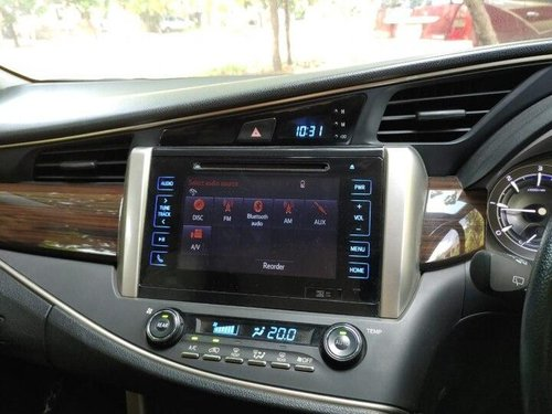 2017 Toyota Innova Crysta 2.8 ZX AT for sale in Chennai