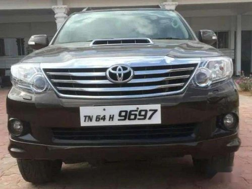 Toyota Fortuner 4x2 Manual 2014 MT for sale in Madurai