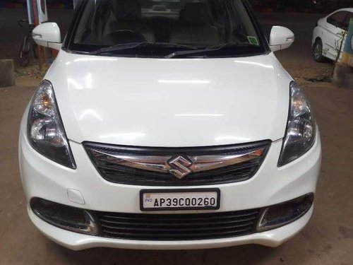 Used 2016 Maruti Suzuki Swift Dzire MT for sale in Nellore