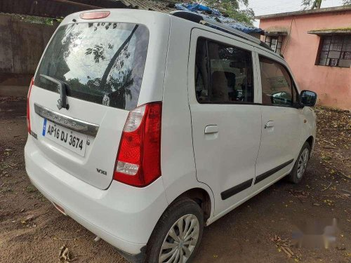 Maruti Suzuki Wagon R VXi BS-III, 2016, Petrol MT for sale in Kakinada-3