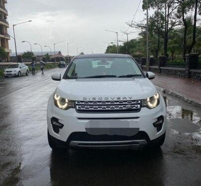 Used 2015 Land Rover Discovery HSE 3.0 TD6 AT for sale in Mumbai