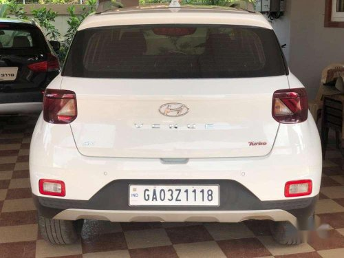 Hyundai Venue 2020 AT for sale in Goa