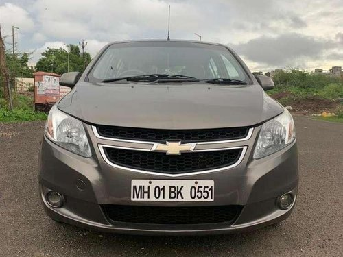 Chevrolet Sail LS ABS 2013 MT for sale in Nashik