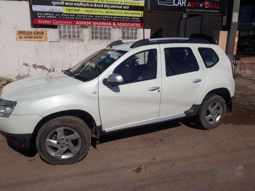 Renault Duster 110 PS RxZ Diesel, 2012, Diesel MT for sale in Jodhpur