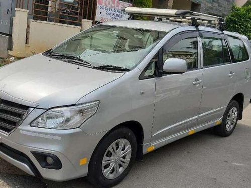 Used 2014 Toyota Innova MT for sale in Nagar-5