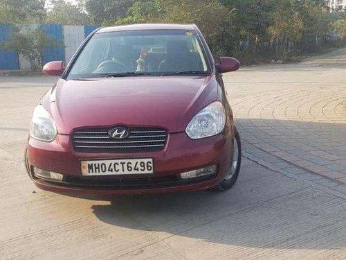 Hyundai Verna CRDi SX ABS 2007 MT for sale in Pune