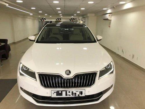 2017 Skoda Superb Style 1.8 TSI MT for sale in Chennai
