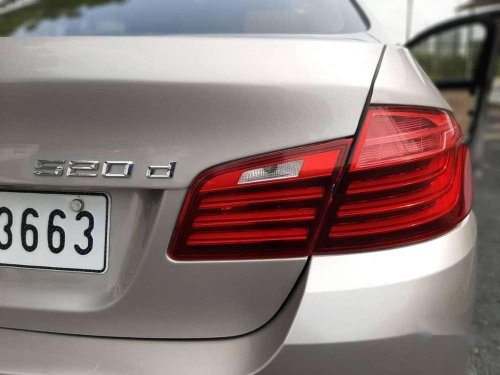 BMW 5 Series 520d Luxury Line, 2014, Diesel AT in Ahmedabad
