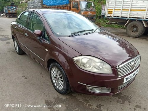 Used Fiat Linea Emotion Pack 2011 MT for sale in Mumbai